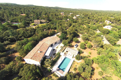 VILLA L'ESQUIROU - CABRIÈRES - VERY CHIC VILLA FOR ROMANTIC AND FAMILY STAY