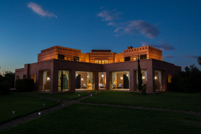 VILLA KOUTOUBIA - MARRAKECH - PEACEFUL ATMOSPHERE WITH HAMMAM, JACUZZI, POOL
