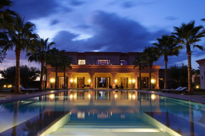 VILLA MAXANCE - MARRAKECH - PERFECT VILLA FOR YOUR WEDDING