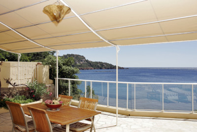 VILLA LOU CADE - THÉOULE-SUR-MER - PRIVATE BEACH AND 4 BEDROOMS