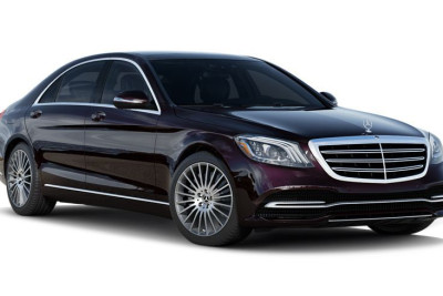 Airport Transfer with Mercedes-Benz S-Class