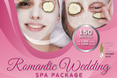 Spa Wedding Package