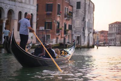 Honeymoon Venetian Style