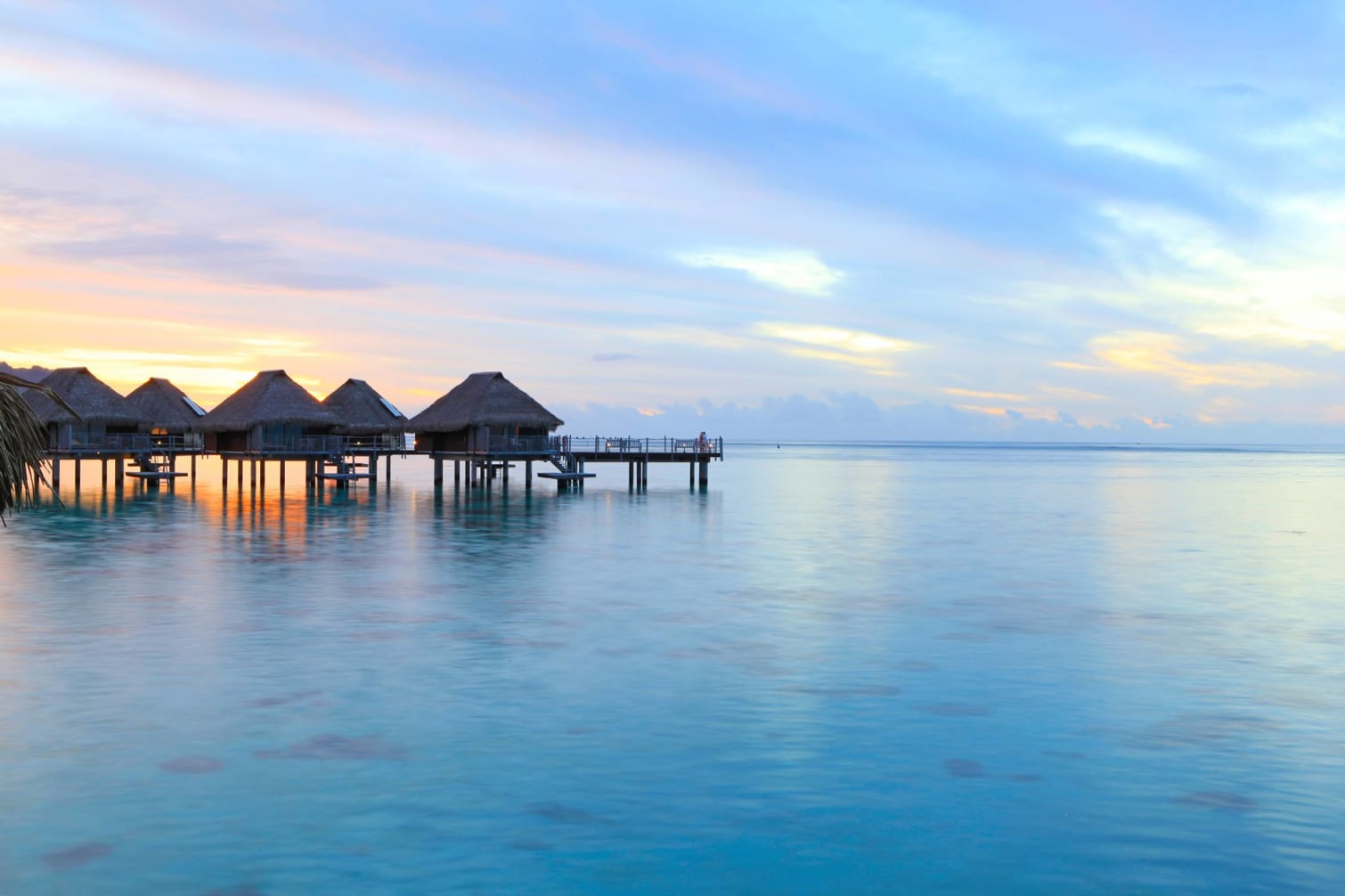 Hilton Moorea Lagoon Resort Spa King Lagoon Bungalow