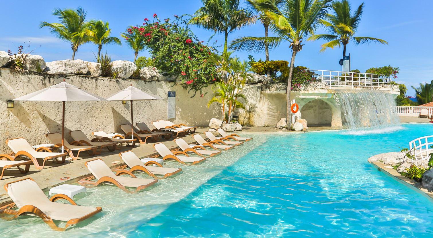 Cofresi Palm Beach Spa Resort Weddings Honeymoons Dominican Republic The Tourist
