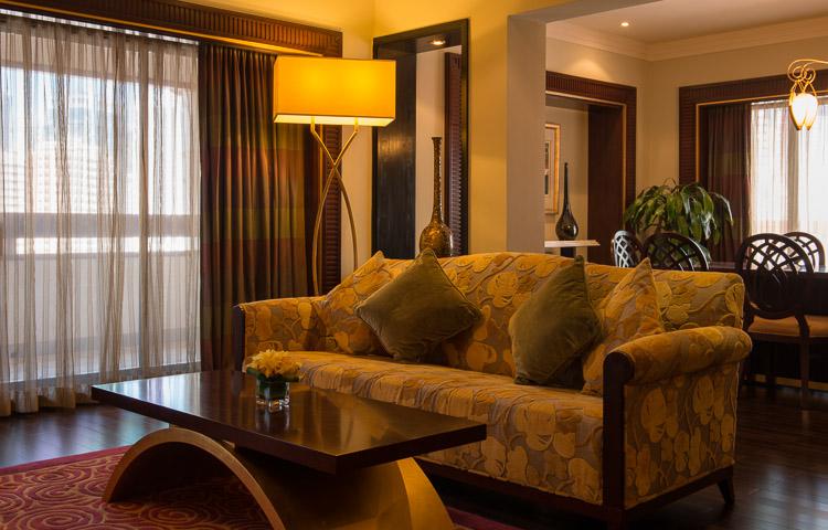 Le Meridien Abu Dhabi | The Romantic Tourist