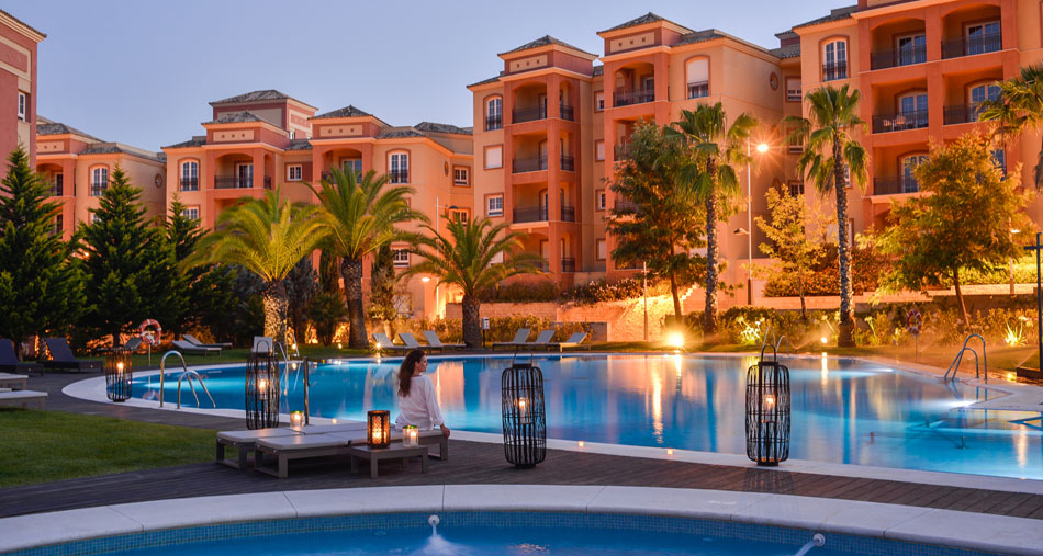 AMA Andalusia Health Spa Resort in Spain
