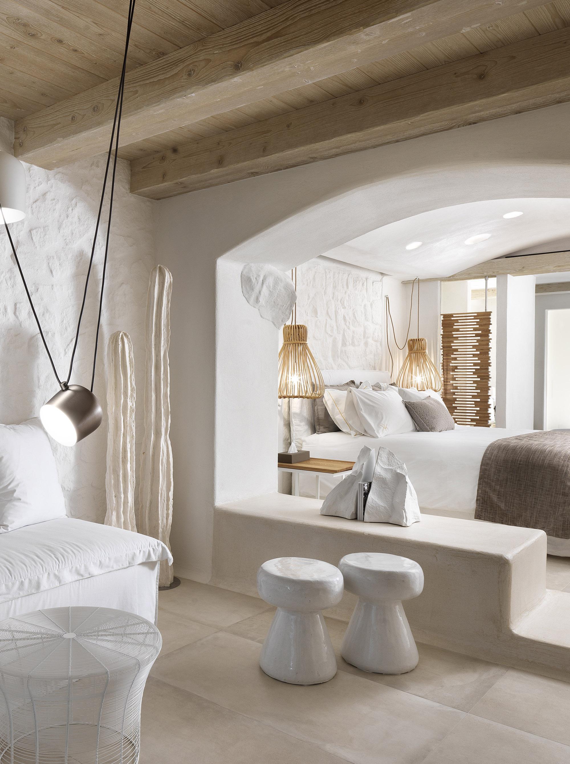 Kensho Boutique Hotel Amp Suites Romantic Mykonos Hotel
