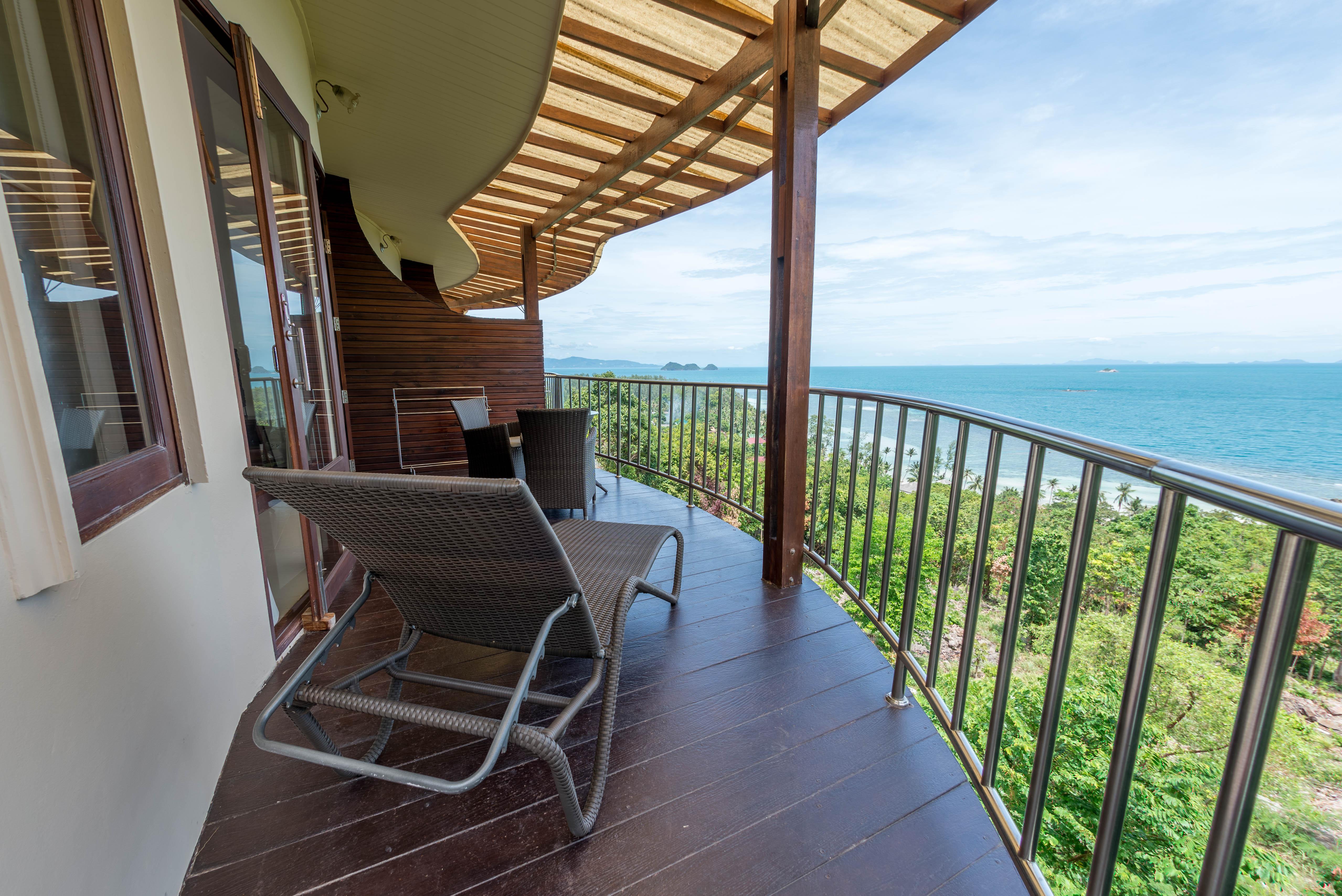 Sunset Hill Resort Romantic Hotel In Koh Phagnan Thailand