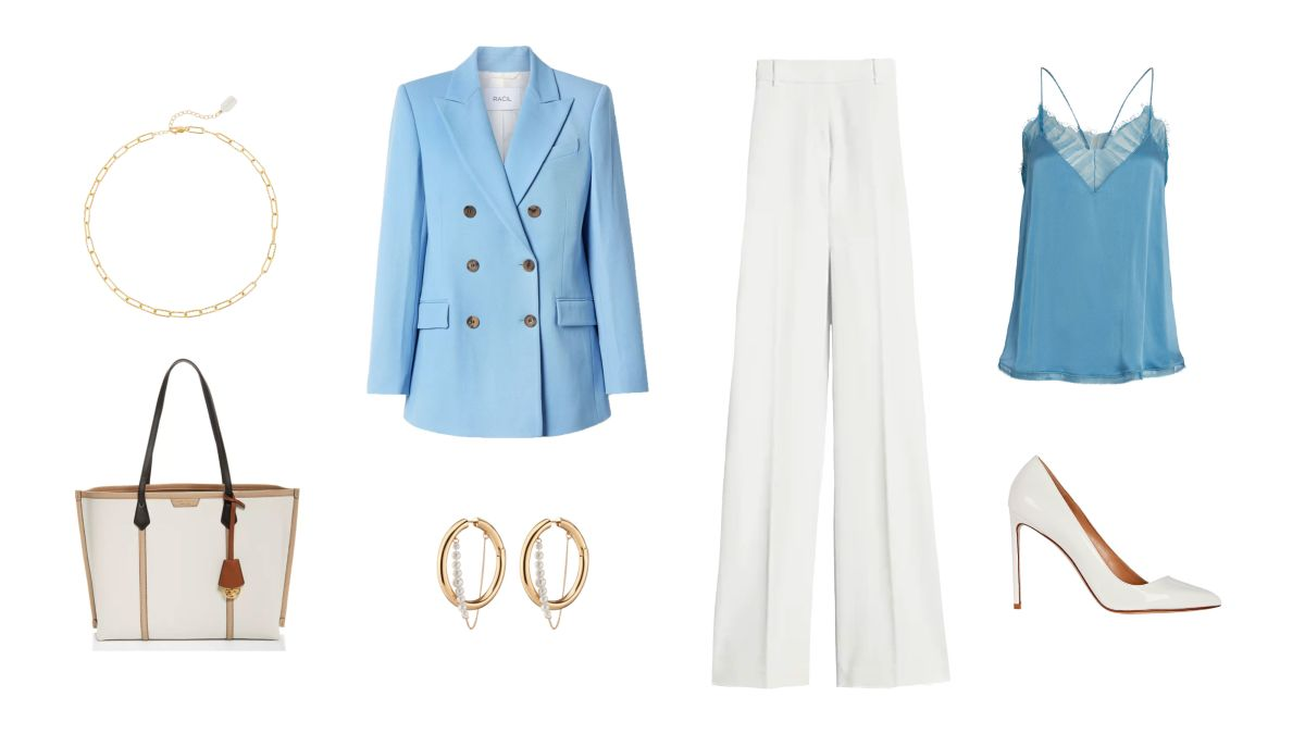 Power suit for meetings and office