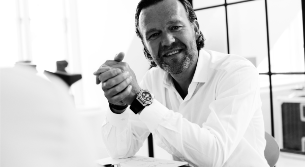 Image of Q&A with Jorn Werdelin, founder of Linde Werdelin