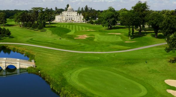 Image of Golf Day at Stoke Park 2019 event