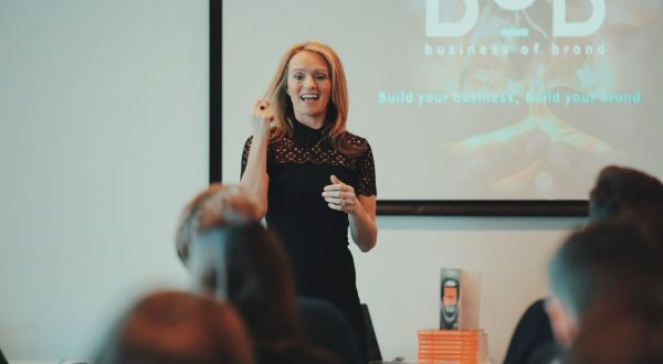 Image of Build your personal brand- with Linzi Boyd event