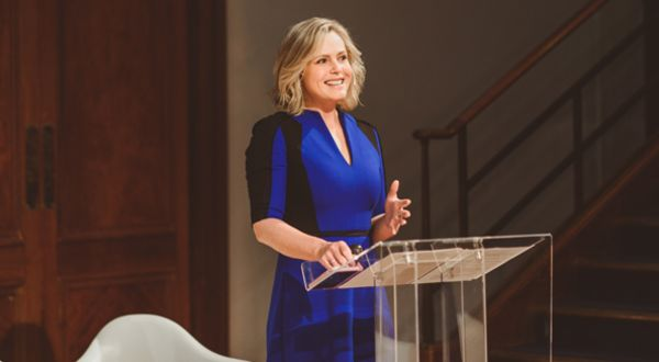 Liz Earle talks Health and Wellbeing in the Workplace