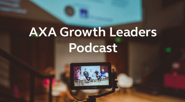 Image of AXA Growth Leaders Podcast