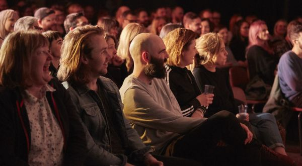 Image of Comedy Night, with Canned Laughter event