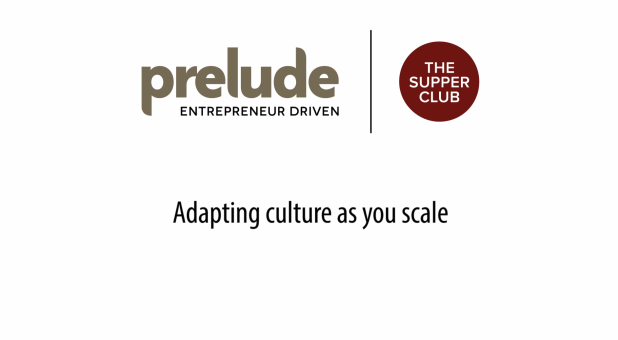 Image of Adapting Culture as you Scale