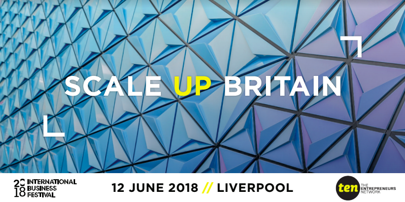 Image of Scale Up Britain at The International Business Festival event