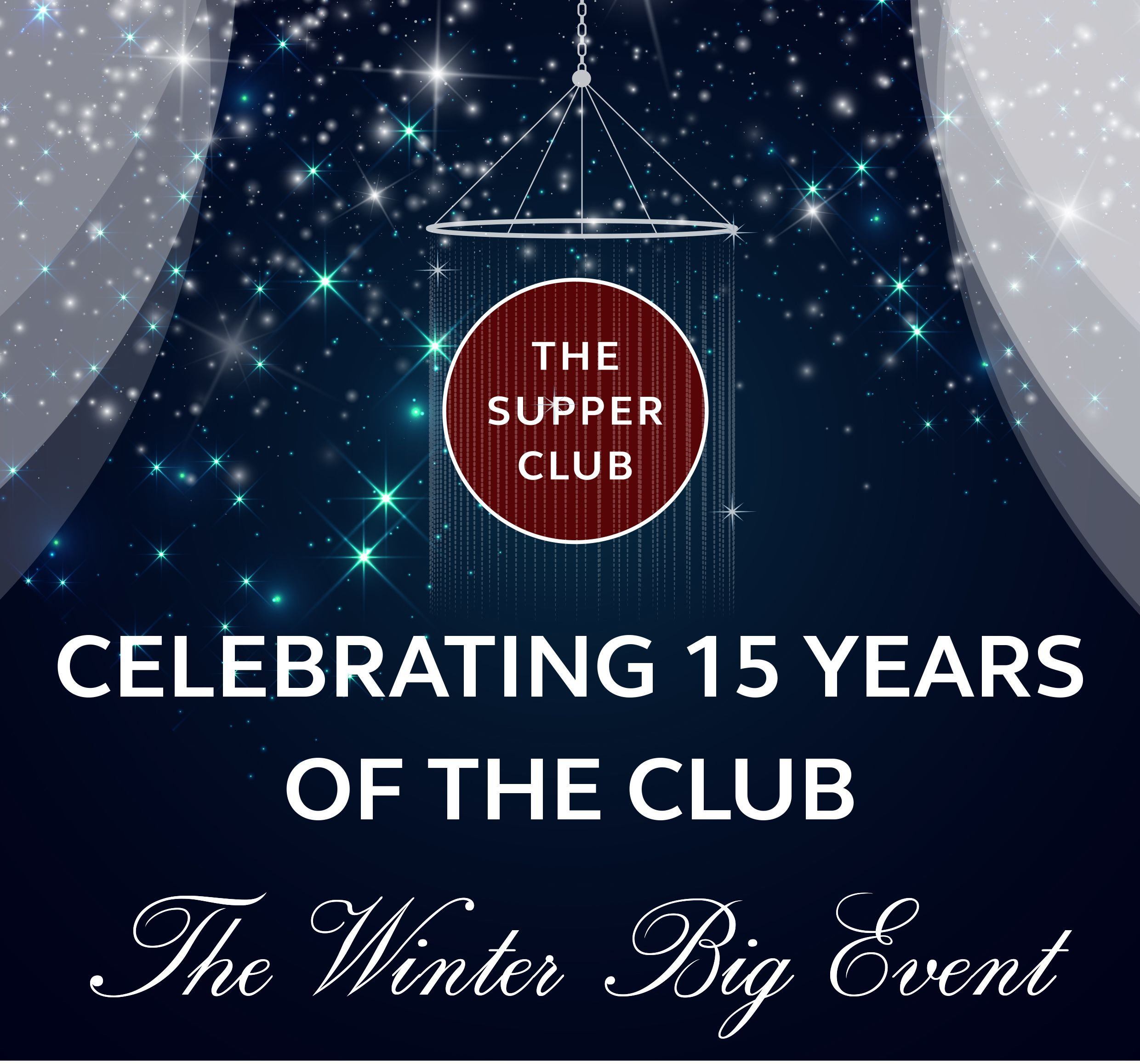 Image of The Supper Club 15 Year Anniversary event