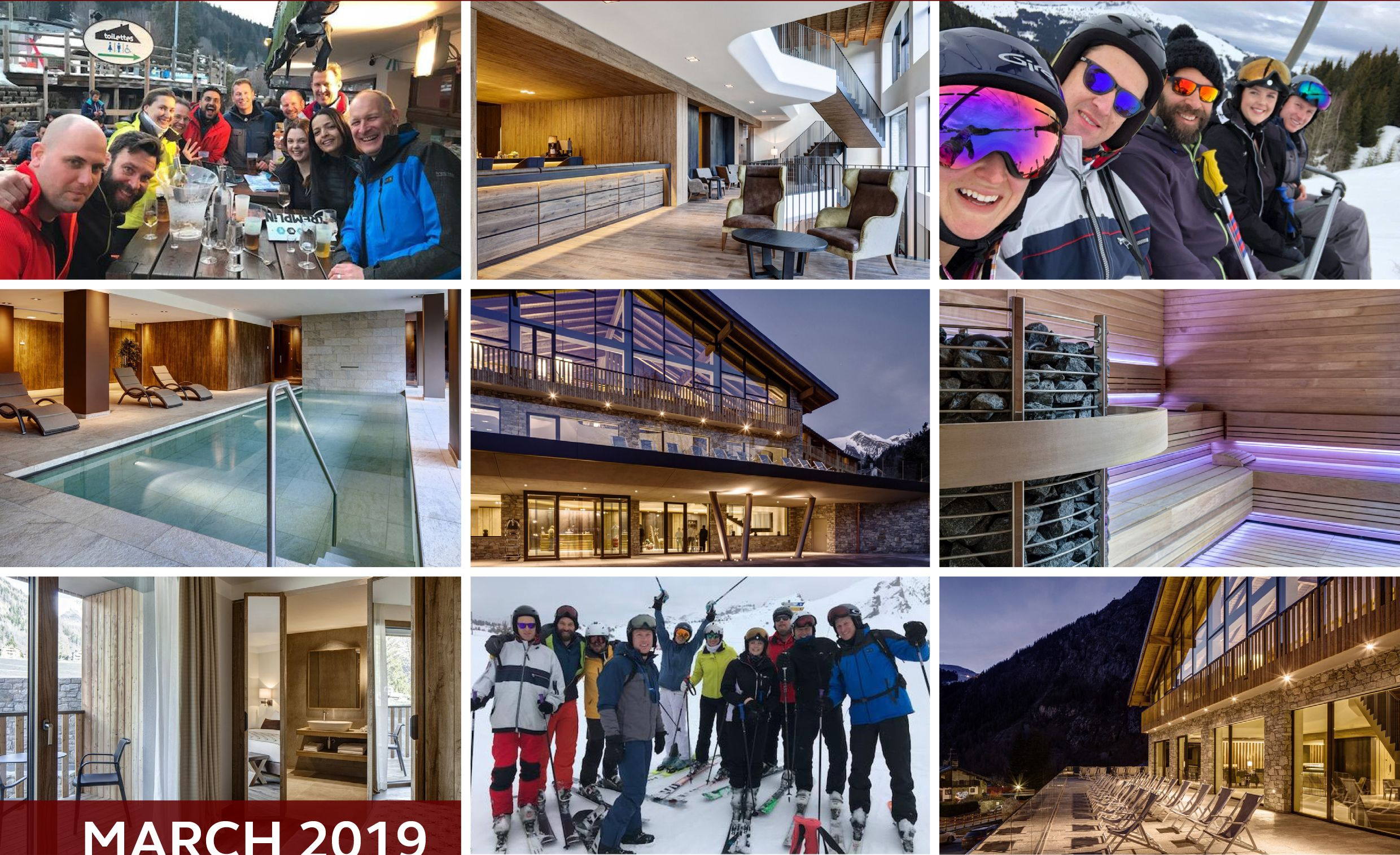 Image of Ski trip in Courmayeur 2019 event