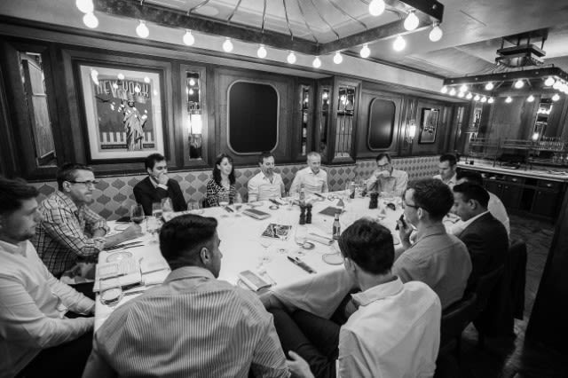 Image of Exit Community Lunch: the pros and cons of equity investing event