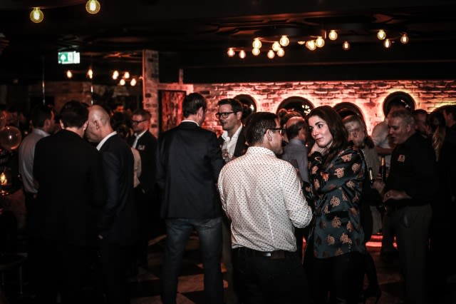 Image of New member drinks event