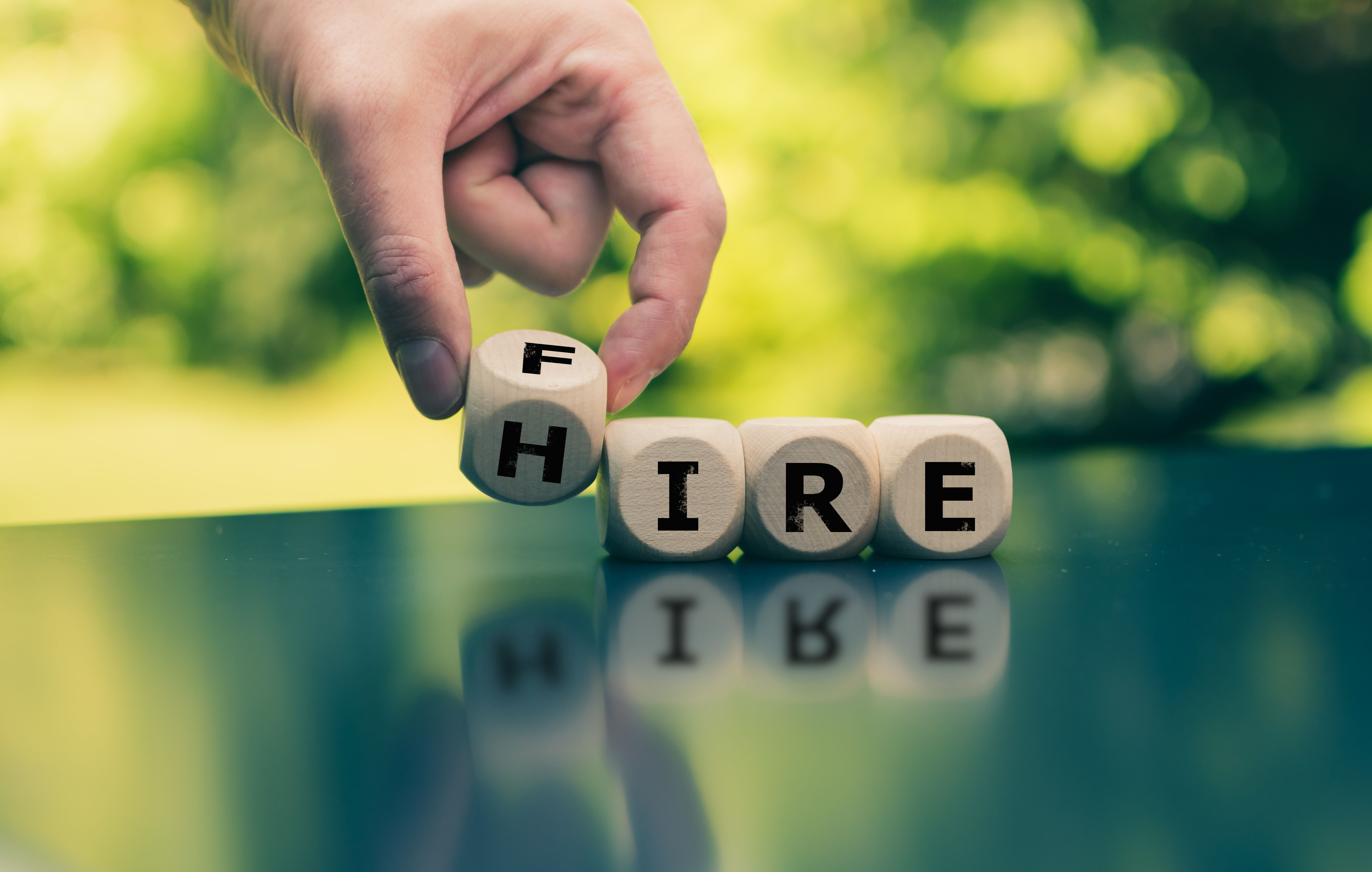 Image of Hire slow, fire fast event