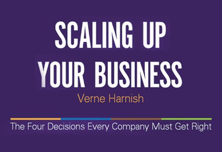 Image of Scaling Up Part 4- Execution.Drive a flawless processes and maximise profit event