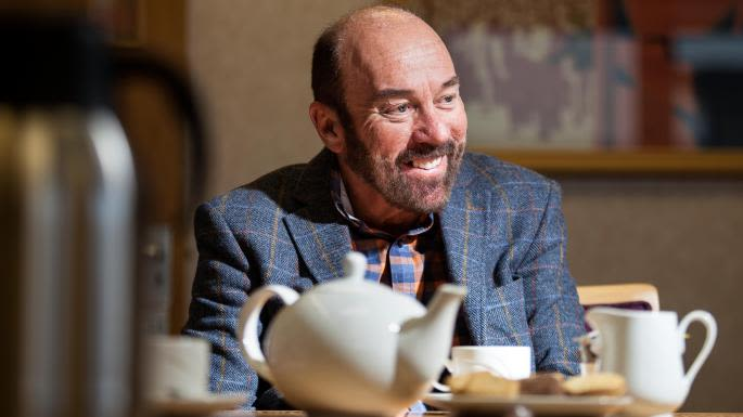 Image of Dinner with Sir Brian Souter, Founder of Stagecoach event