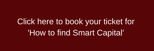 book your place how to find smart capital