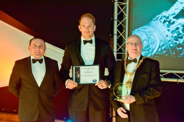 Trade Centre Wales sponsors Lord Mayor's Summer Ball  image