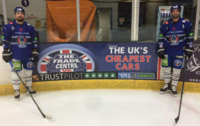 New sponsorship for Coventry Blaze image