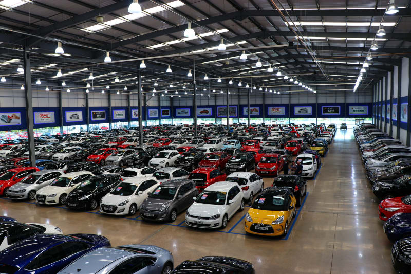 TRADE CENTRE UK OPENS ITS DOORS TO EUROPES LARGEST USED CAR SHOWROOM IN COVENTRY image