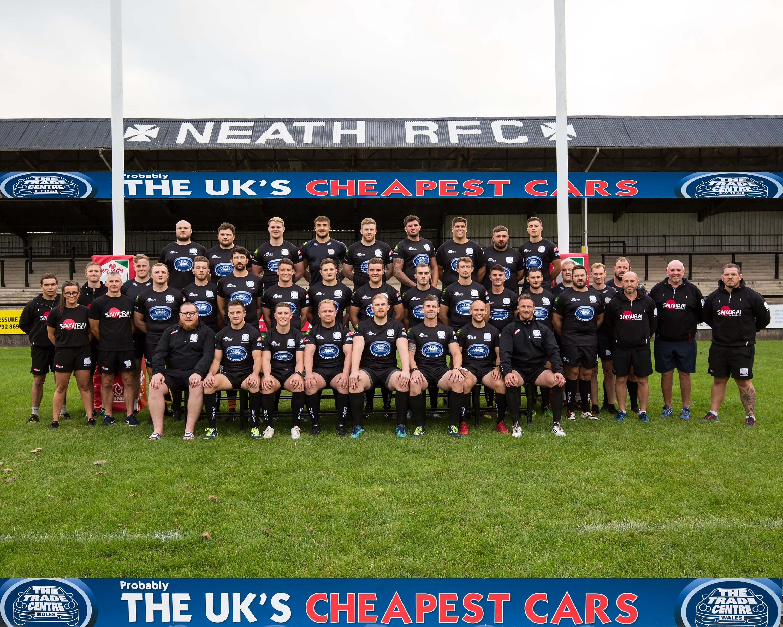 Trade Centre Wales become Neath RFC's headline sponsor image