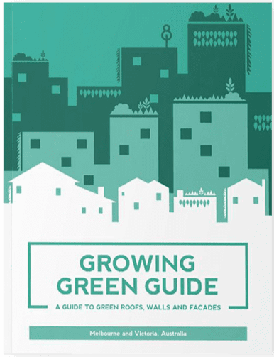 Cover of growing green guide