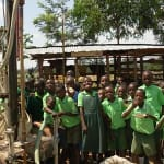 The Water Project: Precious Academy Well -