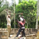 The Water Project: Magbafti Village, Huntingdon Primary School WaSH Project -