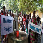 The Water Project: Tinatafor, Officers Quarters Well Rehabilitation -