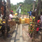 The Water Project: Nyeaba Community -