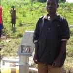 The Water Project: Rwinkuba Community -