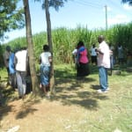 The Water Project: Navakholo Community -