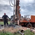 The Water Project: Kisindizi Public Primary School Borehole Project -