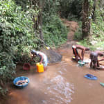 The Water Project: Robis Community New Well Project -