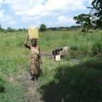 The Water Project: Kituumu-Bagambakamu Community -
