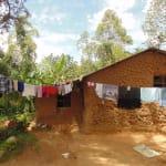 The Water Project: Shiamala Community, David Ashiona Spring -  Clothesline