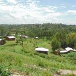 The Water Project: Shiamala Community, David Ashiona Spring -  Community Landscape