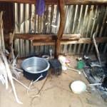 The Water Project: Shitaho Community, Andrea Kong'o Spring -  Kitchen
