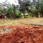 The Water Project: Shitaho Community, Andrea Kong'o Spring -  Brick Making