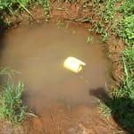 The Water Project: Nyira Community, Ondiek Spring -  Ondiek Spring