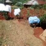 The Water Project: Nyira Community, Ondiek Spring -  No Clotheslines